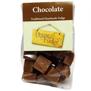 House Fudge, Choklad
