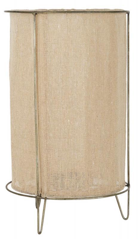 Ib Laursen, Större Lampa med tyg sidoljusinsats
