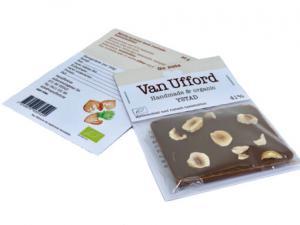Go Nuts (minis); Mjölkchoklad med rostade hasselnötter - Van Ufford