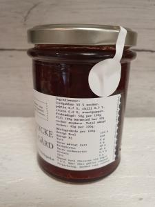 Marmelad, Jordgubb med svartpeppar & Chili - Börslycke Gård