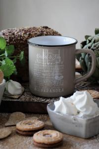 Maja, Kärlek & Fika Recept mugg (Förboka lev januari)