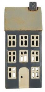 Keramikhus för värmeljus, Nyhavn H 23 cm - Ib Laursen - I LAGER JULI -