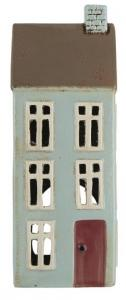 Keramikhus för värmeljus, Nyhavn H 27 cm - Ib Laursen - I LAGER JULI -
