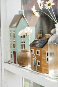 Keramikhus för värmeljus, Nyhavn 2761 - Ib Laursen - I lager mitten dec -