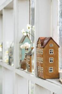 Keramikhus för värmeljus, Nyhavn 2765 - Ib Laursen - I lager mitten dec -