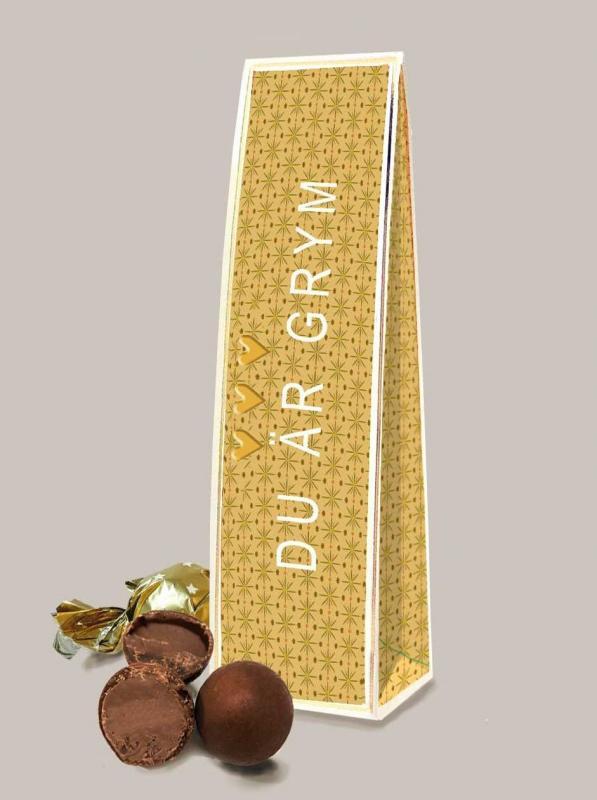Du är grym - Choklad