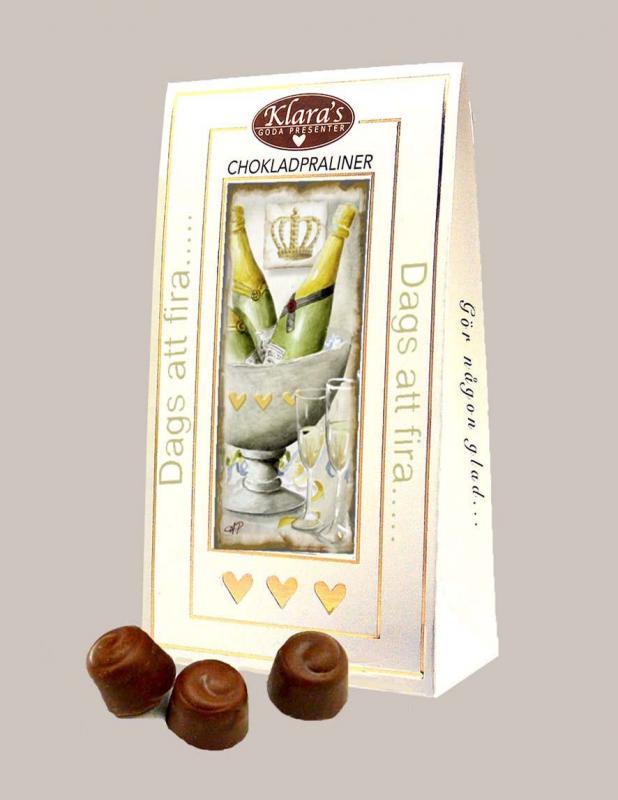 Dags att fira - Chokladpraliner