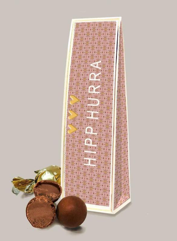Hipp Hurra - Choklad