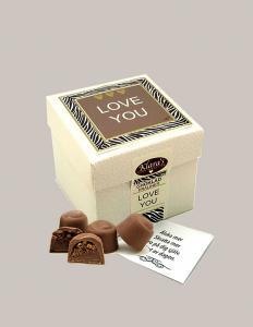 LOVE YOU - Chokladpraliner
