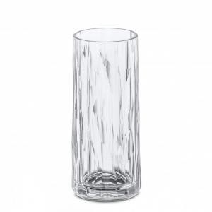 Koziol, CLUB No 3, Longdrinkglas 250ml, Crystal