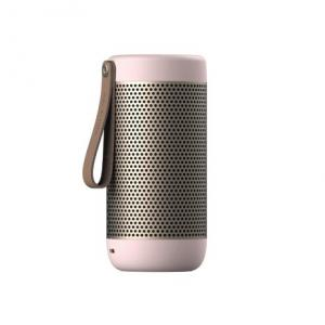 KREAFUNK aCOUSTIC Bluetooth Högtalare, Dusty pink