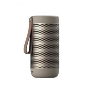 KREAFUNK aCOUSTIC Bluetooth Högtalare, , ivory sand