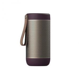 KREAFUNK aCOUSTIC Bluetooth Högtalare, urban plum