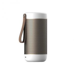 KREAFUNK aCOUSTIC Bluetooth Högtalare Vit