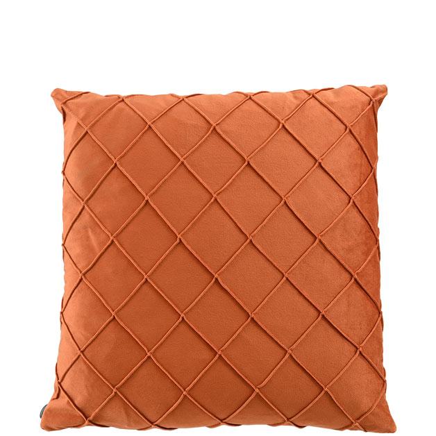 Kuddfodral Xander Orange 45x45cm (Miljögården)