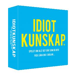 Idiotkunskap - Sällskapsspel