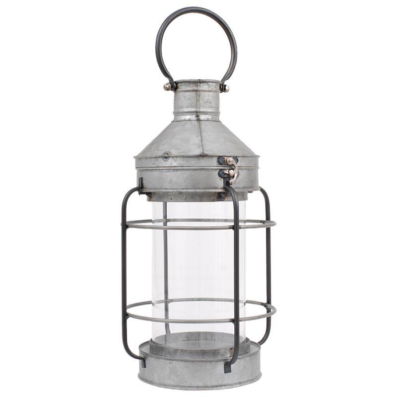 Lanterna Zink Liten (Miljögården)