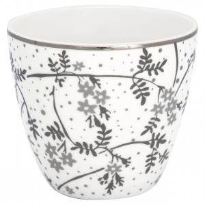 Lattemugg Amira white - Greengate