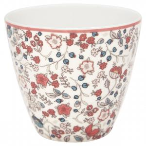 Lattemugg Miley white - Greengate