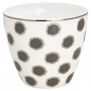 Lattemugg Savannah white - Greengate