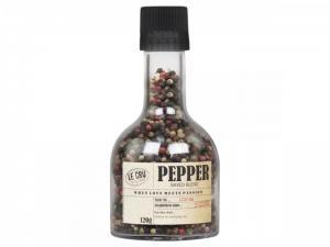 Kvarn med 5 sorters peppar - Le Cru (Chic Antique)