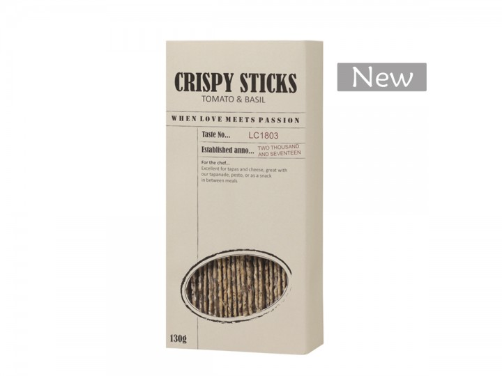 Crackers/Crispy sticks - Le Cru (Chic Antique)