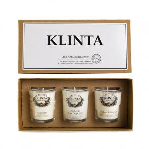 Klinta, Lilla Klintakollektionen 3-pack - i presentask