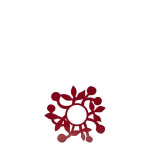 Ljusdala, Röd krans manschett- Storefactory