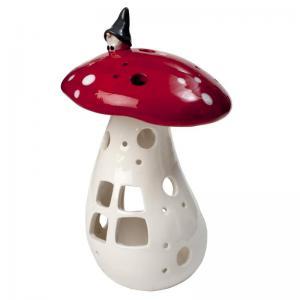Ljuslykta, Vätte på svamp (21 cm) - Nääsgränsgården