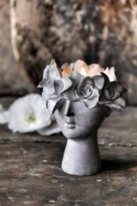 Maja - Madame Floral ljushållare (Förboka lev februari)