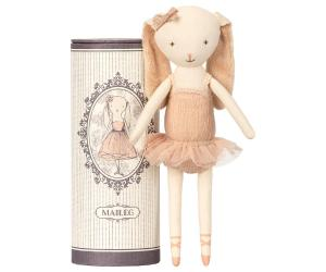 Maileg, Dancing ballerina bunny in tube