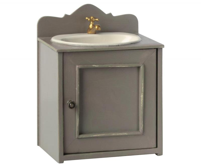 Maileg, Miniature Bathroom sink (Lev mars)