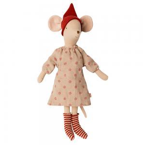 Christmas mouse medium girl - Maileg