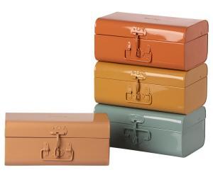 Maileg, Förvaringskoffert i metall (Kommer i April)