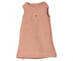 Maileg, Rosa klänning size 1 till Bunny eller Rabbit
