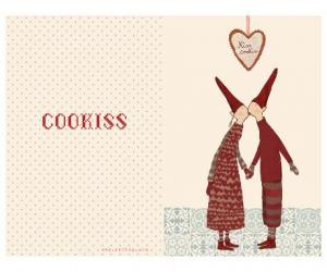 Kort - Maileg Julkort, Cookiss