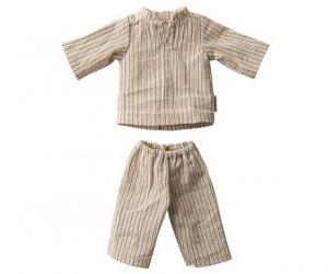 Maileg, Pyjamas size 2 till Bunny eller Rabbit