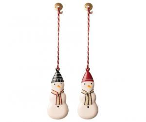 METAL ORNAMENT, SNOWMAN - Maileg