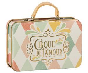 Maileg Suitcase, metal - Harlekin