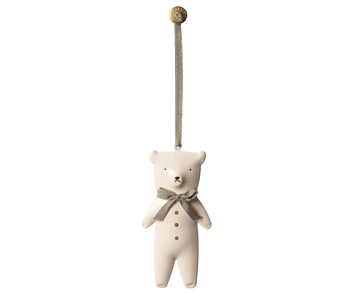 METAL ORNAMENT, TEDDY BEAR - Maileg