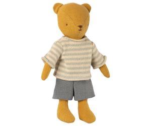 Maileg, Tröja och shorts för Teddy Junior (Kommer i juni)