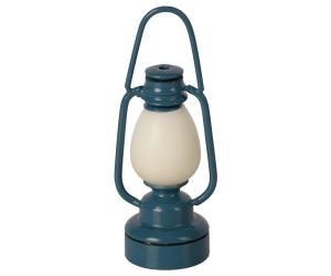 Maileg, Vintage Campinglampa Blå (Kommer i April)
