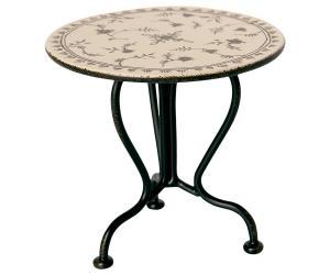 Maileg, Vintage Tea Table Antracit, micro (Höjd: 8,5 cm)