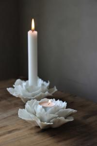 Maja, Ljushållare Peony keramik (Förboka lev mars)