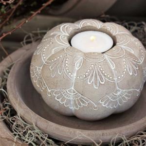 Mandala pumpa, ljushållare - Maja