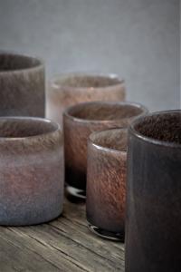 Majalykta Lumiere Coffee Lykta 8,5x8 cm - Majas Cottage (beräknas komma i november)