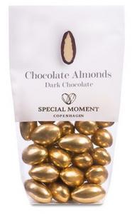 Mandlar GULD - Mörk choklad med mandel