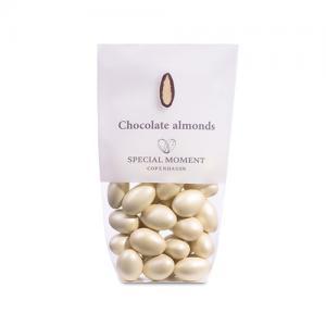 Mandlar IVORY - Ljus choklad med mandel