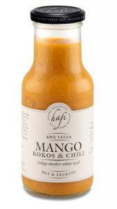 Salsa - Mango, Kokos & Chili - Hafi