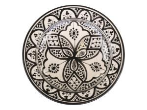 Marrakech fat handmålat Ø25 cm - Chic Antique